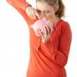 Piggy bank — Stock Photo #3137864