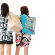 Shopping Women — Stock Photo #3138492