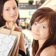 Shopping Women — Stock Photo #3138498