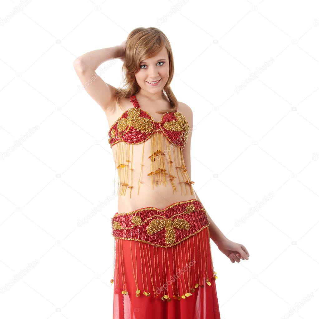 belly dancing sexy teen