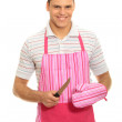 Pimk apron. — Stock Photo #3179446