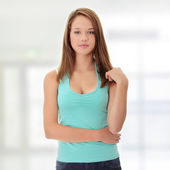 Teen girl — Stock Photo