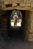 Arabian man in Oman — Stock Photo