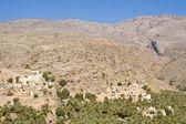 Misfah, Misfat, Oman — Stock Photo