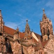 Freiburg Minster — Stock Photo #3158252