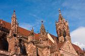 Freiburg Minster — Stock Photo