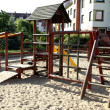 Empty playground and sunny day — Stock Photo #3276754