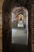 Fort Macon — Stock Photo