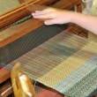 Hand Loom — Stock Photo