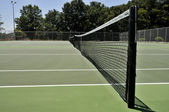 Tennis Court — Stockfoto