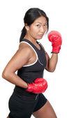 拳击 — 图库照片