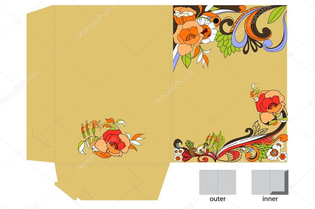 Decorative File Folders For Teachers 6 X 9 Pocket
