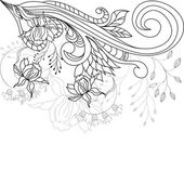 Decorative background — Stock Vector