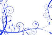 Květinový vzor — Stock vektor