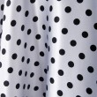 Stock Photo: Black And White Dots