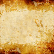 Golden Grunge Texture. — Stock Photo