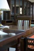 Detalhe de um mobiliário de estilo clássico — Fotografia Stock