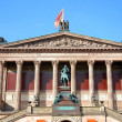 Stock Photo: Berlin alte nationalgalerie