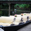 Spreewald boat — Stock Photo
