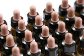 Bachflowers serum dropper — Stock Photo