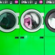 Stock Photo: Clothes washers