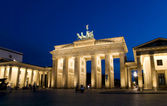 Berlin brandenburg gate 1 — Stock Photo