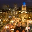 Berlin christmas market — Stock Photo