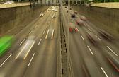 Autoroute trafic — Photo