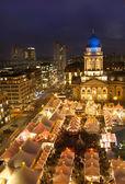 Mercadillos de navidad en berlín — Foto de Stock