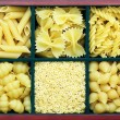 Royalty-Free Stock Photo: Many types of pasta