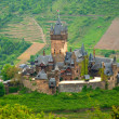 Stock Photo: Cochem city panorama