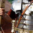 Roman armor — Stock Photo