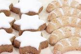 Christmas Pastry — Stock Photo
