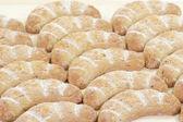 Tasty Vanilla Cookies — Stock Photo