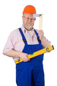 Carpenter — Stock Photo