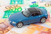Automotive costs — Stock Photo