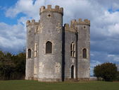 Blaise Castle in Bristol,England — Stock Photo