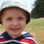 Small boy — Stock Photo #3468312