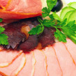 Meat assortment — Stock Photo