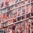 grilled chicken barbeque — Stock Photo