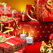 Foto Stock: The presents