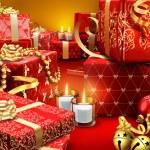de cadeautjes — Stockfoto