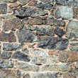 Royalty-Free Stock Photo: Medieval wall brick texture