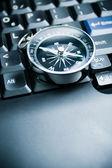 Business-wahl und entscheidung — Stockfoto