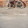 City bicycle - Foto Stock