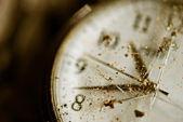 Broken time concept. — Stock Photo
