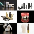 Dental background. - 