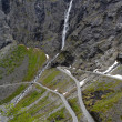 Stock Photo: Trollstigeveien