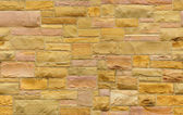 Seamless gold and pink masonry — Stock Photo