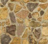 Seamless masonry background — Stock Photo